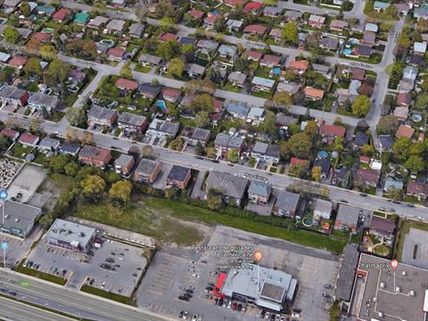 Lot for rent in Fabreville (Laval), Laval, boulevard  Curé-Labelle, 13365599 - Centris.ca