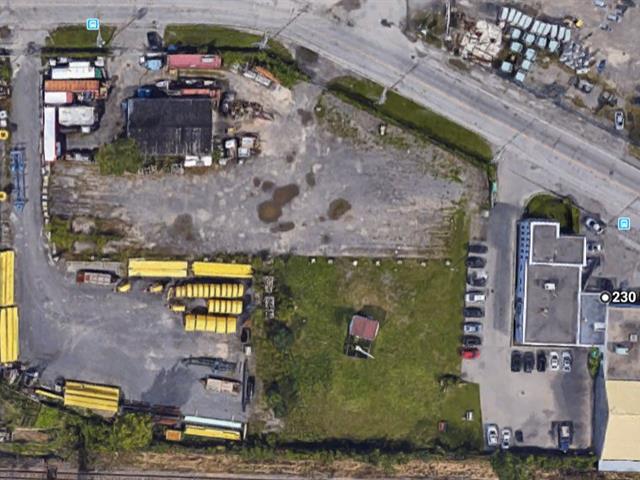 Lot for rent in Montréal (Lachine), Montréal (Island), 260, Rue  Norman, 21250970 - Centris.ca