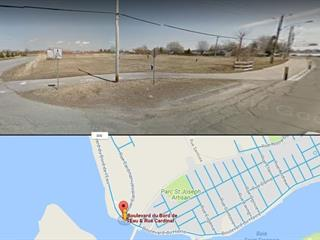 Lot for sale in Salaberry-de-Valleyfield, Montérégie, boulevard du Bord-de-l'Eau, 19995113 - Centris.ca