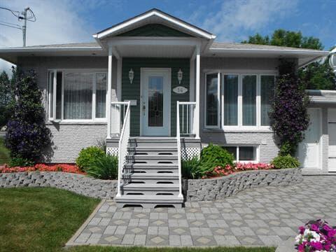Maison à vendre à Val-Brillant, Bas-Saint-Laurent, 14, Rue  Bélanger, 25415014 - Centris.ca