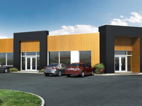 Bâtisse commerciale à louer à Jacques-Cartier (Sherbrooke), Estrie, 5020, boulevard  Industriel, 20820645 - Centris.ca