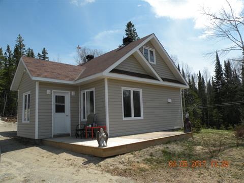 Maison à vendre à Taschereau, Abitibi-Témiscamingue, 376, Chemin de la Baie-Noire, 14009466 - Centris