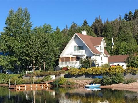 Maison à vendre à Rivière-aux-Outardes, Côte-Nord, 28, Lac  Donlon, 25991844 - Centris.ca