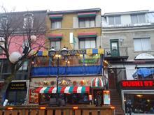 Bâtisse commerciale à vendre à Ville-Marie (Montréal), Montréal (Île), 1675 - 1677, Rue  Saint-Denis, 21395147 - Centris.ca