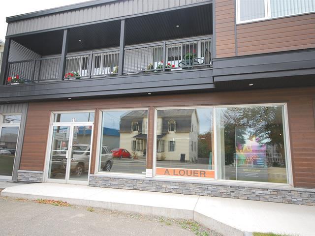 Commercial unit for rent in Rivière-du-Loup, Bas-Saint-Laurent, 77, Rue  Fraser, 14292428 - Centris.ca