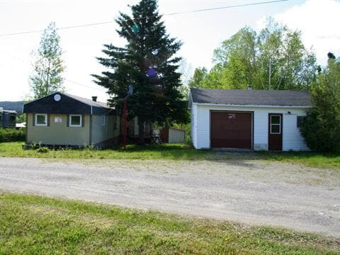 Mobile home for sale in Chibougamau, Nord-du-Québec, 698, Route  167 Sud, 16734731 - Centris.ca