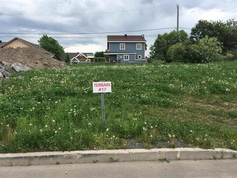 Lot for sale in Saint-Pascal, Bas-Saint-Laurent, Avenue  Gilles-Picard, 26794993 - Centris.ca