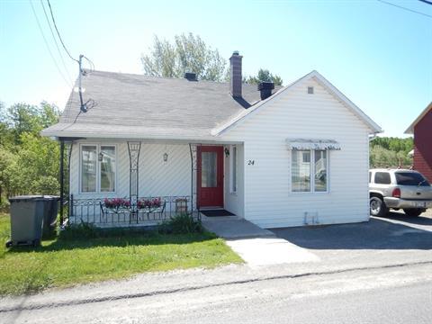 House for sale in Saint-Hubert-de-Rivière-du-Loup, Bas-Saint-Laurent, 24, Chemin  Taché Ouest, 15046647 - Centris.ca