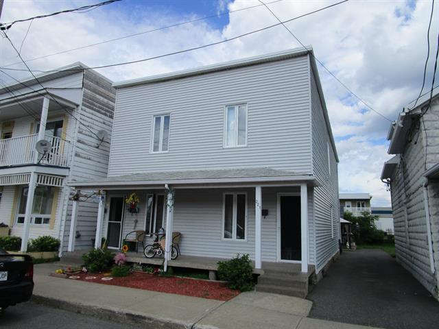 Duplex for sale in Sorel-Tracy, Montérégie, 219 - 221, Rue du Prince, 11881318 - Centris.ca