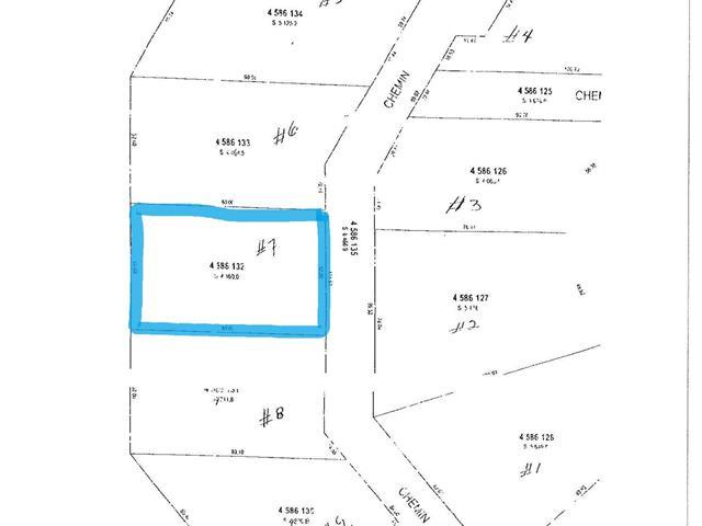 Terrain à vendre à Guérin, Abitibi-Témiscamingue, 180, Chemin du Petit-Pont, 20715471 - Centris.ca