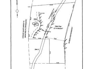 Terrain à vendre à Sainte-Brigitte-de-Laval, Capitale-Nationale, 1012, Avenue  Sainte-Brigitte, 11522056 - Centris.ca