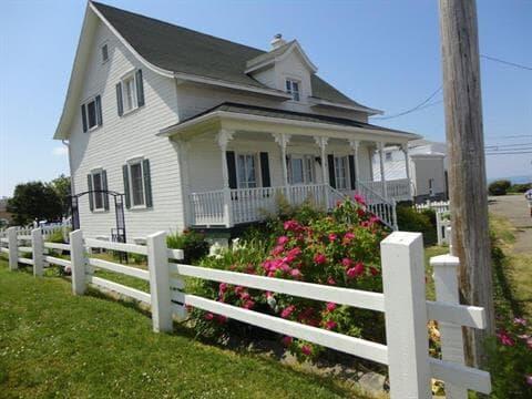 House for sale in Saint-Ulric, Bas-Saint-Laurent, 201, Avenue  Ulric-Tessier, 13377497 - Centris.ca