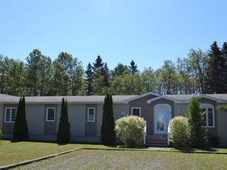 Mobile home for sale in Sainte-Anne-des-Monts, Gaspésie/Îles-de-la-Madeleine, 1, Rue des Boisés, 13622840 - Centris.ca