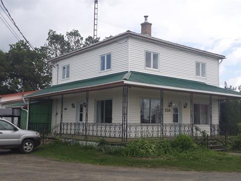 Ferme à vendre à Saint-Valère, Centre-du-Québec, 250, Route  161, 26883605 - Centris.ca