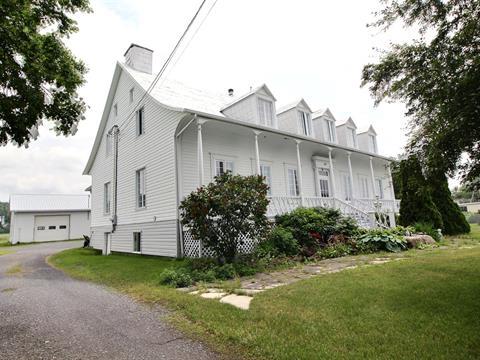 Maison à vendre à Saint-André, Bas-Saint-Laurent, 50 - 50A, Rue  Principale, 23226554 - Centris.ca