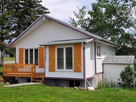 Maison à vendre à Saint-Ferréol-les-Neiges, Capitale-Nationale, 2196, Avenue  Royale, 14941238 - Centris.ca