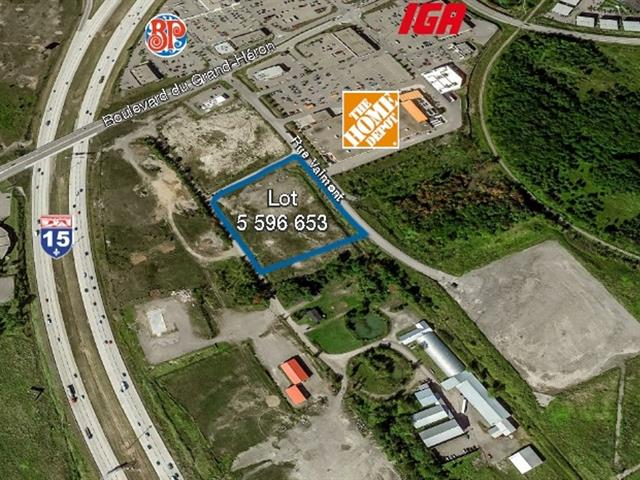 Lot for rent in Saint-Jérôme, Laurentides, Rue  Valmont, 19561365 - Centris.ca