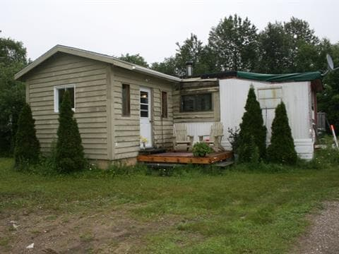 Mobile home for sale in Grand-Remous, Outaouais, 8, Chemin  Harry-Johns, 9834964 - Centris.ca