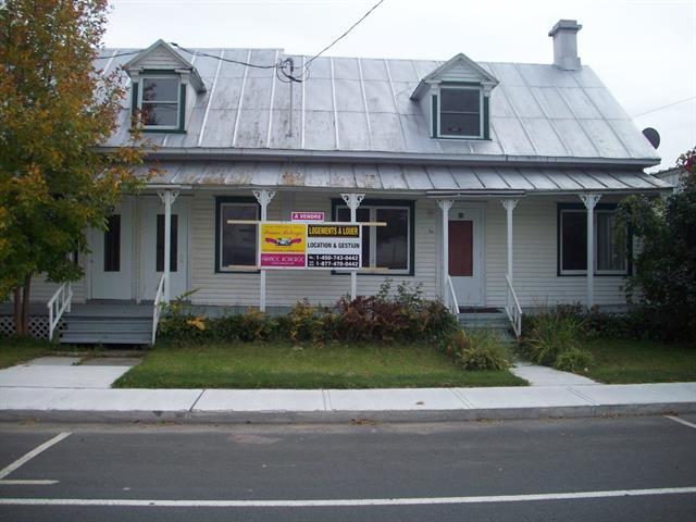 Duplex for sale in Saint-David, Montérégie, 30 - 32, Rue  Principale, 27024182 - Centris.ca