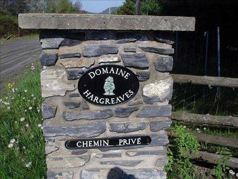 Lot for sale in Hatley - Municipalité, Estrie, Chemin des Myglands, 27059038 - Centris