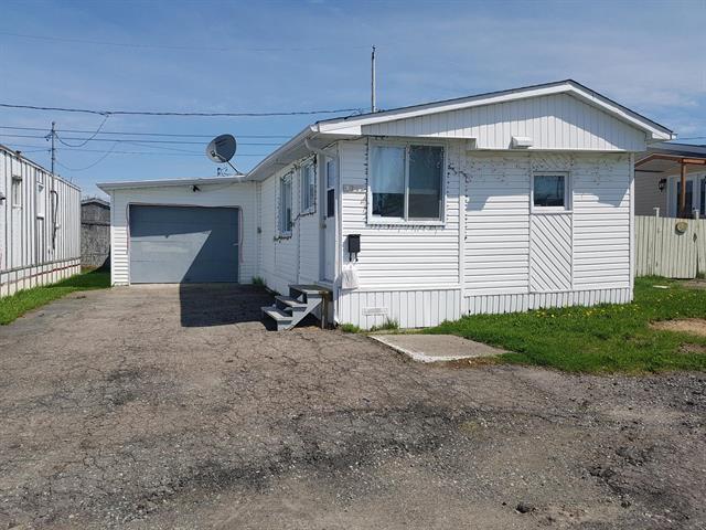 Maison mobile à vendre à Chibougamau, Nord-du-Québec, 1209, 12e Rue, 16196274 - Centris.ca