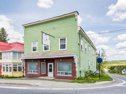 Duplex for sale in Notre-Dame-des-Bois, Estrie, 10, Rue  Principale Ouest, 27489587 - Centris