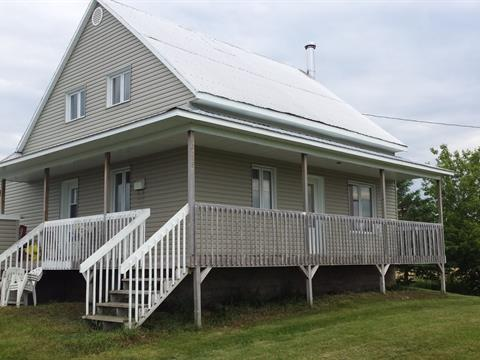 Hobby farm for sale in Saint-Wenceslas, Centre-du-Québec, 1715, 10e Rang, 23610721 - Centris.ca