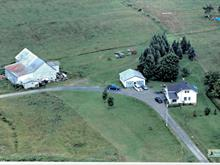 Ferme à vendre à Adstock, Chaudière-Appalaches, 1203, Chemin  Sacré-Coeur Ouest, 15540225 - Centris.ca