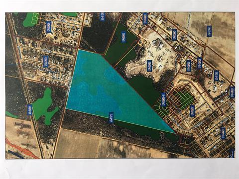 Terrain à vendre à Brownsburg-Chatham, Laurentides, Chemin  Staynerville Est, 14825472 - Centris.ca