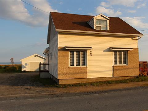 Maison à vendre à Longue-Rive, Côte-Nord, 603, Route  138, 26449877 - Centris.ca