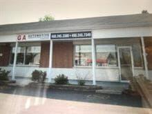 Bâtisse industrielle à vendre à Saint-Cyprien-de-Napierville, Montérégie, 603, Route  219, 25919671 - Centris.ca