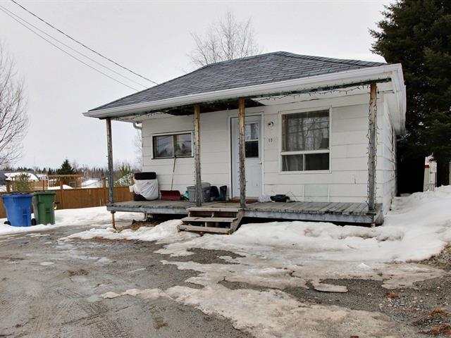 House for sale in Duparquet, Abitibi-Témiscamingue, 10, Rue de La Sarre, 20185920 - Centris.ca