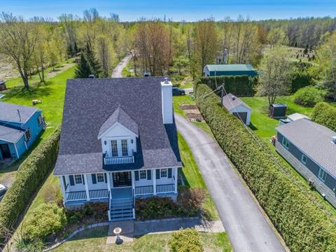 Hobby farm for sale in Sainte-Anne-de-Sorel, Montérégie, 2482, Chemin du Chenal-du-Moine, 10023967 - Centris.ca