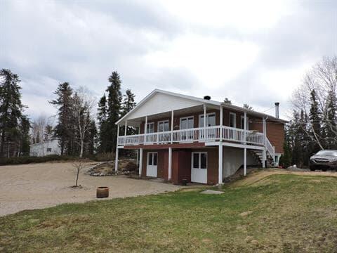 Maison à vendre à Saint-Ludger-de-Milot, Saguenay/Lac-Saint-Jean, 347, Chemin du Grand-Lac-Clair, 18361265 - Centris