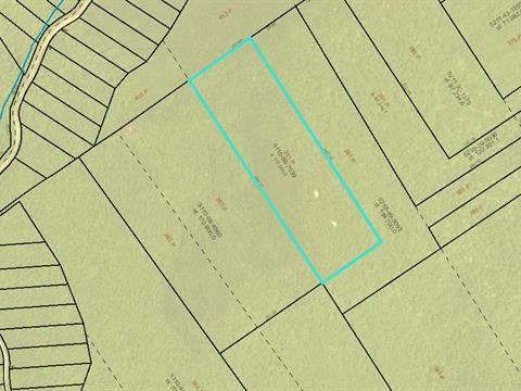 Lot for sale in Sainte-Brigitte-de-Laval, Capitale-Nationale, Rue  Auclair, 28447381 - Centris