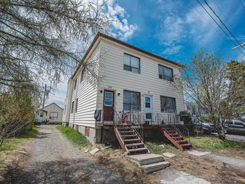 Duplex for sale in Malartic, Abitibi-Témiscamingue, 843 - 845, Rue  Jacques-Cartier, 9961907 - Centris