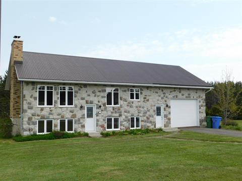 House for sale in Lac-Frontière, Chaudière-Appalaches, 158, Route  204, 17712630 - Centris.ca