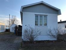 Mobile home for sale in Sept-Îles, Côte-Nord, 47, Rue des Courlis, 9311696 - Centris.ca