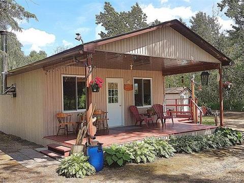 House for sale in Déléage, Outaouais, 100, Chemin  Courville, 24583058 - Centris