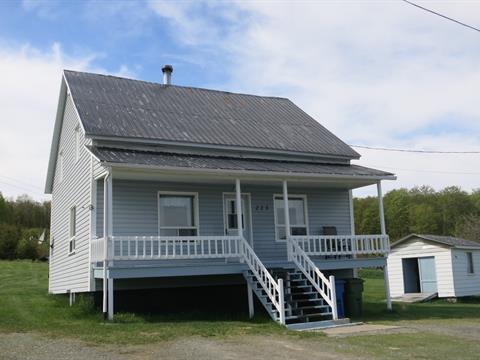 House for sale in Sainte-Lucie-de-Beauregard, Chaudière-Appalaches, 223, 6e Rang Est, 25750351 - Centris