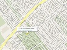 Terrain à vendre à Montréal (Rivière-des-Prairies/Pointe-aux-Trembles), Montréal (Île), 49e Avenue, 19954229 - Centris.ca
