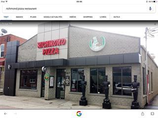 Commercial building for sale in Richmond, Estrie, 177 - 187, Rue  Principale Nord, 21506323 - Centris.ca