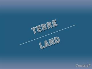 Terre à vendre à Sorel-Tracy, Montérégie, Rang  Nord, 26121756 - Centris.ca