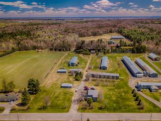Farm for sale in Saint-Félix-de-Valois, Lanaudière, 551, 2e rg de Ramsay, 16722110 - Centris.ca