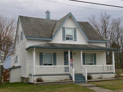 Maison à vendre à Frampton, Chaudière-Appalaches, 128, Rue  Principale, 10133325 - Centris.ca