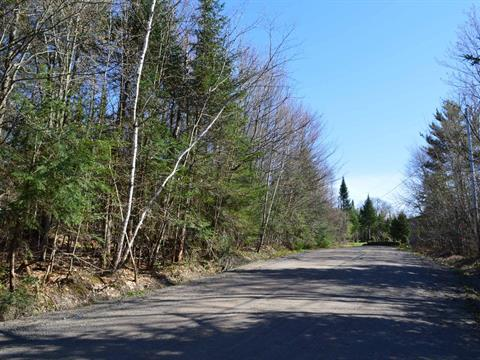 Lot for sale in Mille-Isles, Laurentides, Chemin du Lac, 21538518 - Centris.ca
