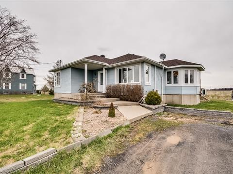 Maison à vendre à Sainte-Angèle-de-Monnoir, Montérégie, 43, Rang de la Côte-Double, 9291650 - Centris.ca