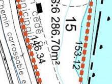 Lot for sale in Val-des-Monts, Outaouais, Chemin  Blackburn, 21009220 - Centris.ca