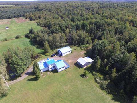 Maison à vendre à Sainte-Françoise, Centre-du-Québec, 789, 12e-et-13e Rang Ouest, 10040315 - Centris