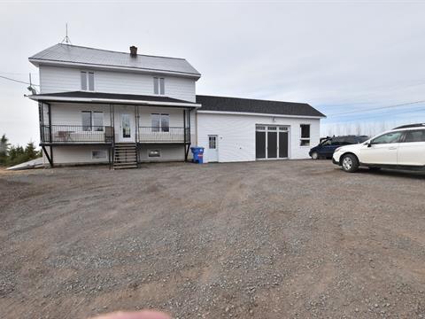 House for sale in Saint-Épiphane, Bas-Saint-Laurent, 434, 4e Rang Est, 17602532 - Centris.ca